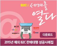 2015�� �ؿ� B2C �ǸŴ��� ��������